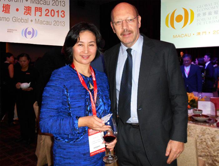 Global Tourism Economy Forum Macau Sets Sights on Future