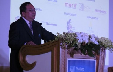 Thailand Welcomes Global Hoteliers to Conference