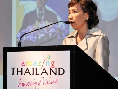 Juthaporn Rerngronasa Tourism Authority of Thailand and Trade Fairs