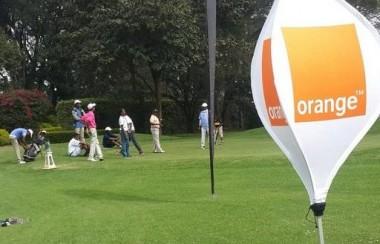 Orange Kenya Golf Trophy 2014