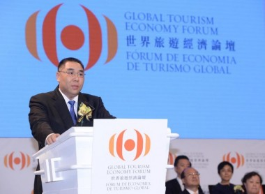 macau-macao-global-tourism-economy-forum-Chui-Sai-On