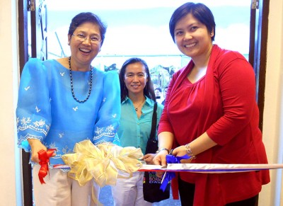 Two Exhibitions Launched at the Philippines Embassy