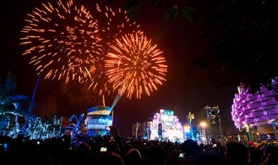 Top Locations to Celebrate New Year 2015 in Thailand