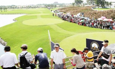 Thailand's Golf Tournament of the Year