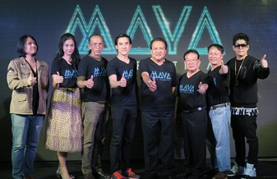 Thailand Debut Maya Music Festival to Global Stage
