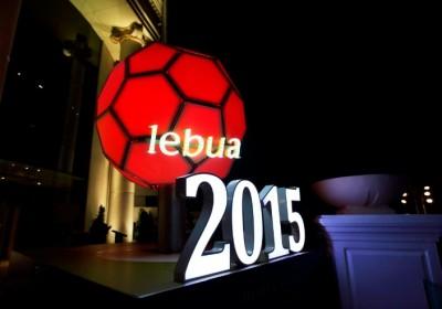 The World's Highest Ball Drop at lebua Bangkok