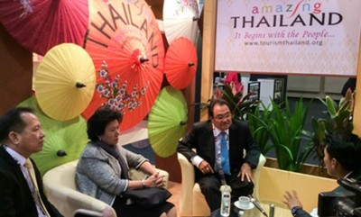 Thainess Highlighted at ASEAN Tourism Forum 2015