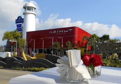 MGC Marine debuts Azimut Lounge in Pattaya