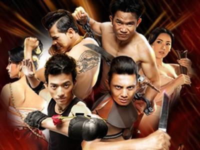 Top Show – Muay Thai Live, The Legend Lives