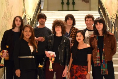 Rembrandt Hotel Welcomes Artists of Hostess Club