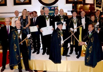 Unforgettable Evening with Confrérie du Sabre d'Or