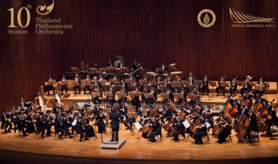 Thailand Philharmonic Orchestra Marks 10th Birthday
