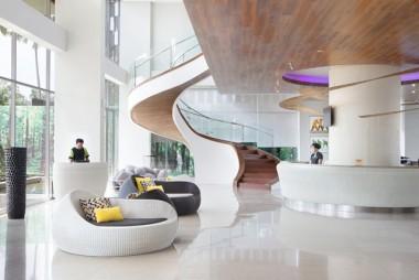 BEST WESTERN Bogor Icon Lobby Area