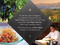 Best Mexican Cuisine With World Ranked Chilean Wines