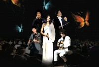 Butterfly's Spirit Charity Concert Helps Rebuild Lives