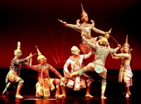 Thailand Welcoming ASEAN Multicultural Festival