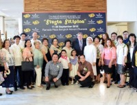 Fiesta Filipina hosted at Ramada Plaza Riverside