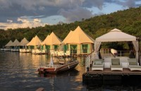 We Care, Secret Retreats and 4 Rivers Floating Lodge