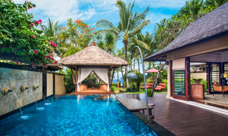 St regis bali resort 4th on top 25 resorts in asia for Bali indonesia hotels 5 star