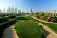 Emirates Golf Club's Majlis Course Named Best Course