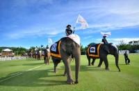 Anantara's King's Cup Elephant Polo Tournament 2016