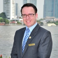 Patrick Manthe, New GM at Chatrium Riverside