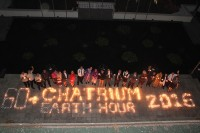 Chatrium Royal Lake Yangon Supports Earth Hour