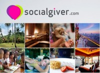 Where Living Meets Giving – SocialGiver with New Website
