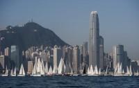 Volvo Ocean Race to Hong Kong – 2017-18