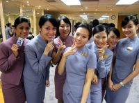 Rembrandt Hotel, Key Resource for China Airlines Meeting