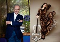 Ana Rucner Joins Famous Jose Carreras to Perform in Croatia