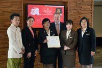 Ramada Bangkok Riverside Awarded Les Clefs d'Or