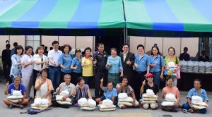 Ramada Plaza Bangkok Menam Riverside In Helping Local Communities