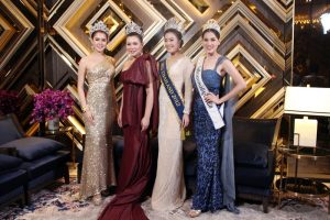 Chatrium Royal Lake Yangon Welcomes Miss Thailand