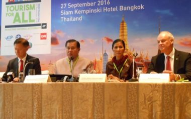 Thailand Successfully Hosts World Tourism Day 2016
