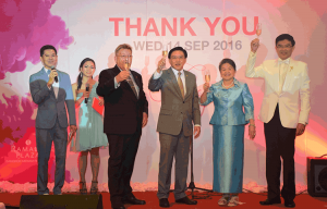 Ramada Plaza Bangkok Riverside Celebrates 30th Anniversary
