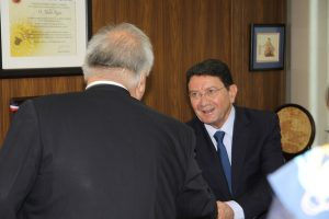Greece Presents Credentials to World Tourism Organization UNWTO