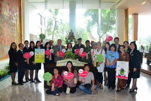 Worldwide Green Day at Ramada Plaza Menam Riverside