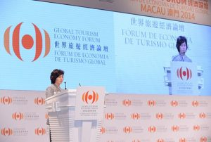 Global Tourism Economy Forum Partnering with France and Beijing