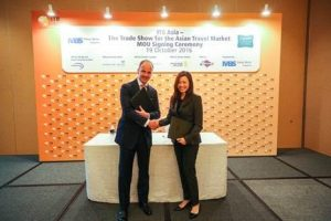 ITB Asia Commitment to Asia Pacific through Singapore Tourism Board
