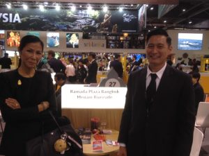 Ramada Plaza Bangkok Riverside Shines at WTM 2016
