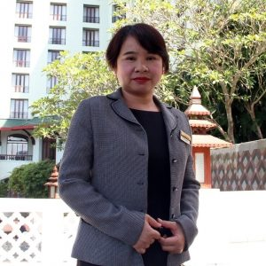 Chatrium Hotel Royal Lake Yangon with New Director of Sales