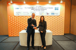 ITB Asia Signs 3-year Deal with Singapore Tourism Board