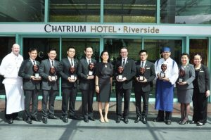 Chatrium Hotel Riverside Bangkok Sweeps Awards