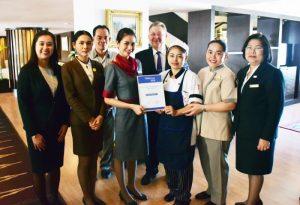 Ramada Hotel Bangkok Riverside Receives HolidayCheck Certificate