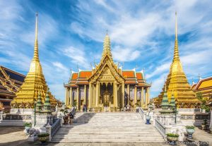 Grand Palace Bangkok to be Closed for Royal Ceremonies