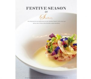 Art of Taste and Beauty by a Michelin-Starred Chef