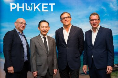 Brand Phuket Launched at Thailand Tourism Forum