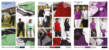Glenmuir Launch New Spring Summer Collection