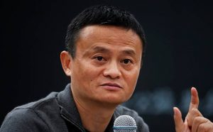Jack Ma Joins Board of World Economic Forum